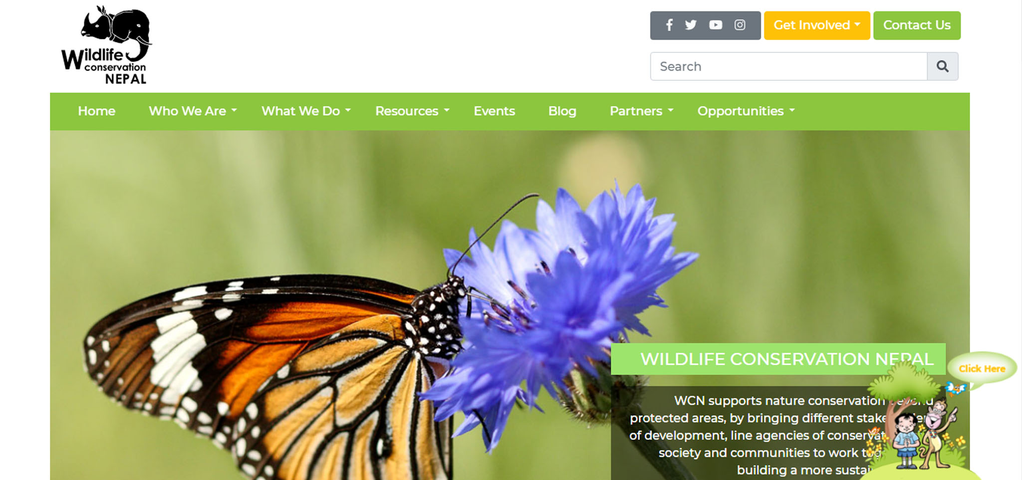 Brand new website of WCN launched